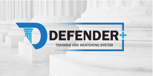 The Defender Training